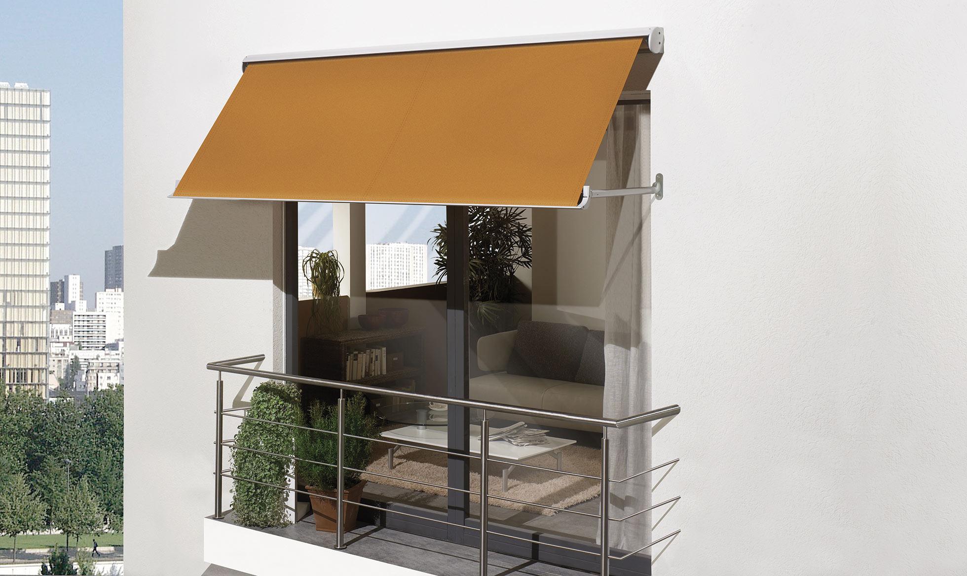 markise balkon. Black Bedroom Furniture Sets. Home Design Ideas